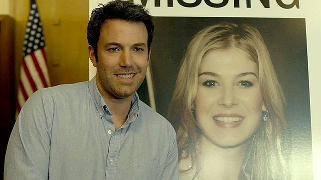 Fotograma de la película Perdida