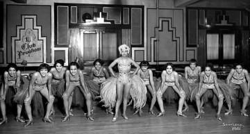 Dancers in Cotton Club//wdim.aiwdepts.com