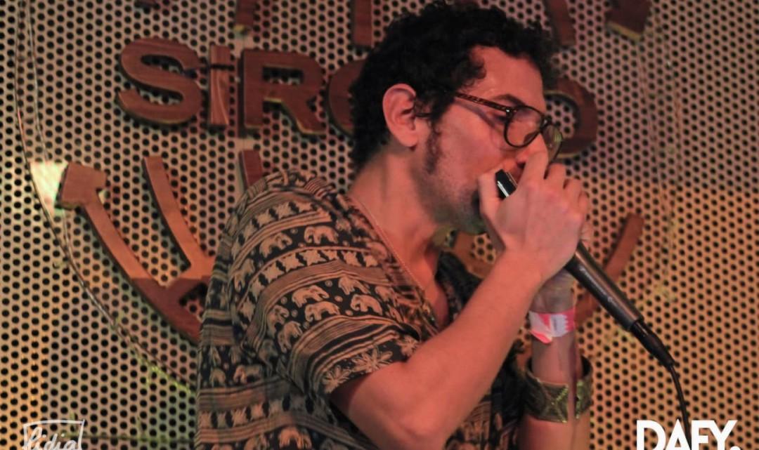 The Moustache @ Siroco Lounge (22/10/2014)