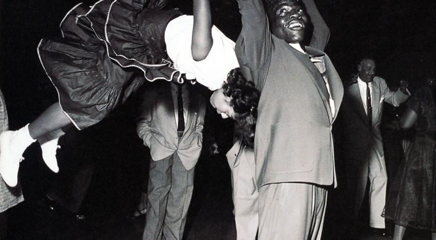 People dancing on the Savoy Salon//Tumblr.com