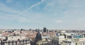 Madrid, la paz dentro del caos