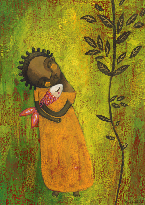 marinagibert-niña africana