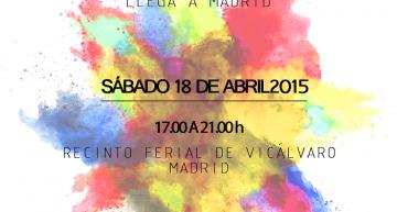 Holi-Day Madrid 2015