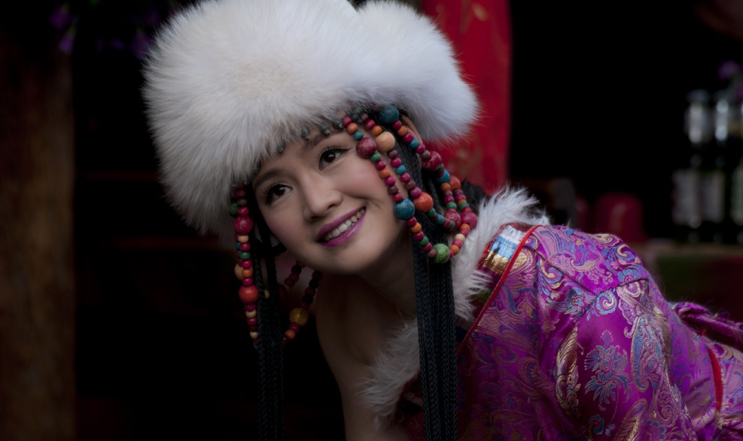 Belleza asiática