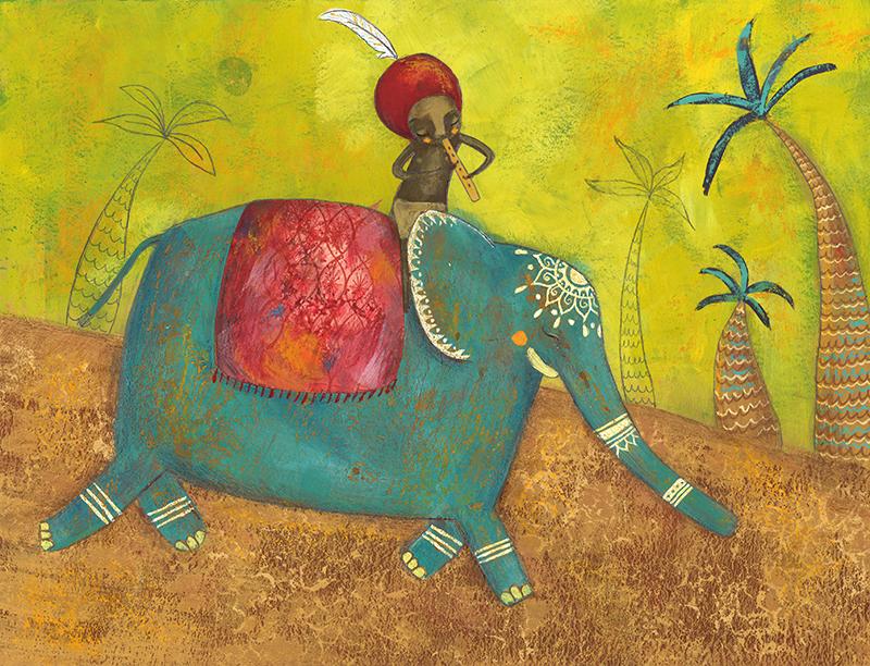 nen elefant
