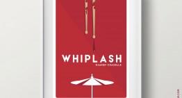 Poster 'Whiplash'