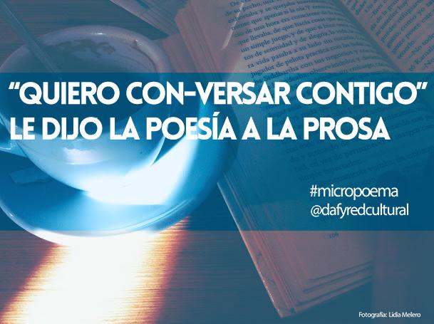 #Micropoema: Galería de micropoesía