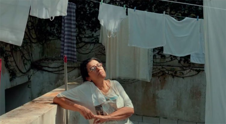 Fotograma de la película `Una segunda madre´