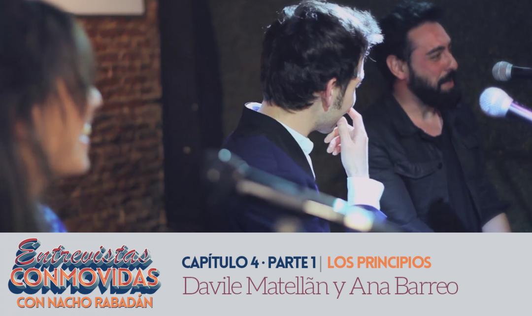 """Entrevistas Conmovidas: """"Los Principios"""" – Vídeo"""