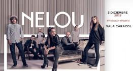 Nelou, la nueva banda pop-rock que destaca en Spotify y iTunes