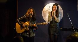 Natalia Vega y Carmen Caire @ Búho Real (17/12/15)