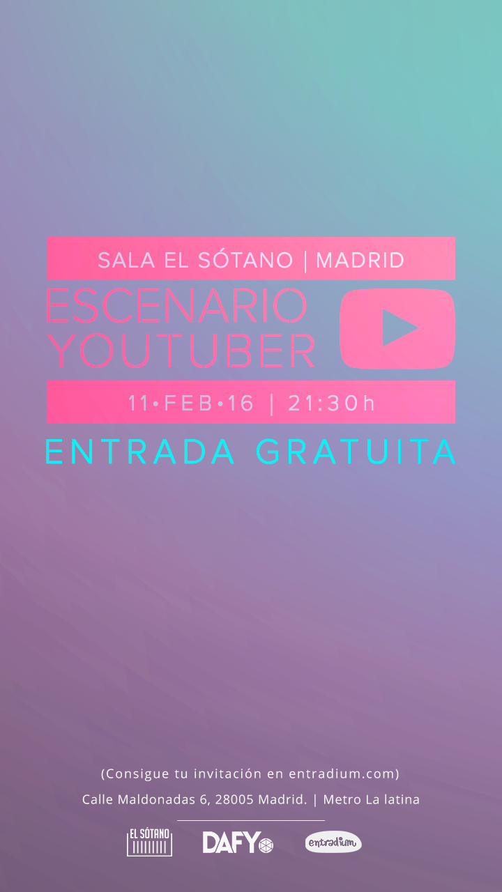 ESCENARIO-YOUTUBE