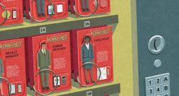 La decadencia del ser humano ilustrada   John Holcroft