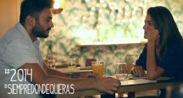 Videopoema '2014' de Diego Ojeda
