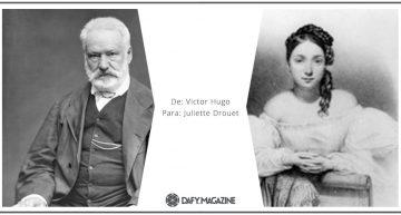 Correspondencia célebre: De Victor Hugo a Juliette Droiet