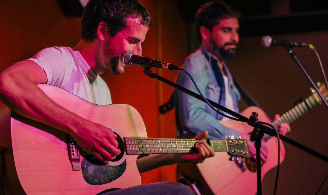 Jaime Fontecha y Chema Moreno @ Contraclub (30/03/17)