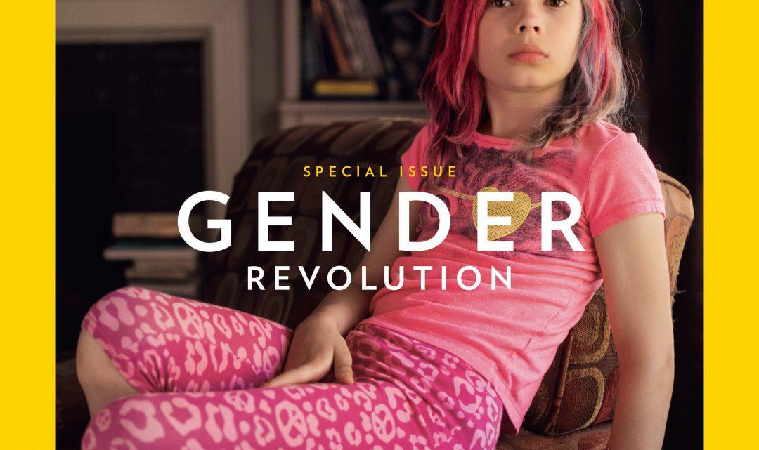 National Geographic: identidad de género por niños de 9 años