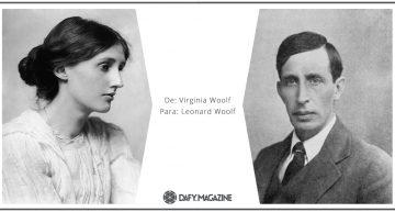 Correspondencia célebre: De Virginia Woolf a Leonard Woolf
