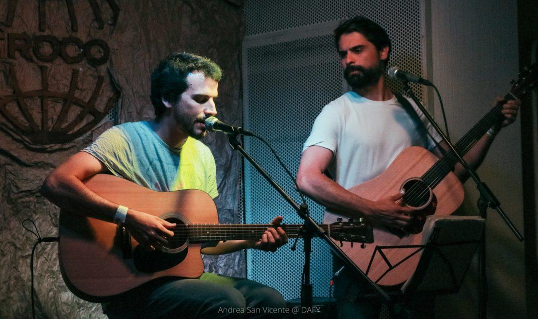 Jaime Fontecha y Chema Moreno @ Siroco (27/04/17)