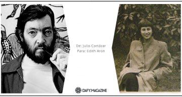 Correspondencia célebre: De Julio Cortázar a Edith Aron