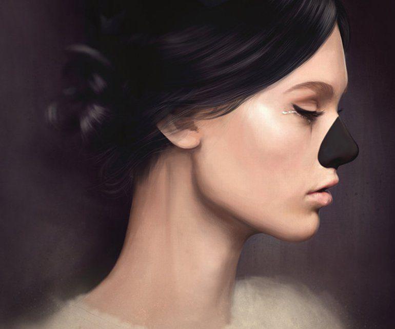 Krisztian Tejfel; su camino entre la pintura y la ilustración