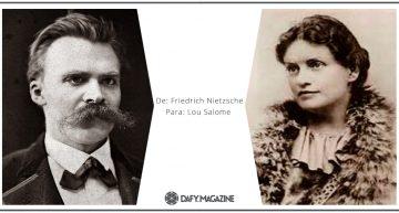 Correspondencia Célebre: De Nietzsche a Lou Salome