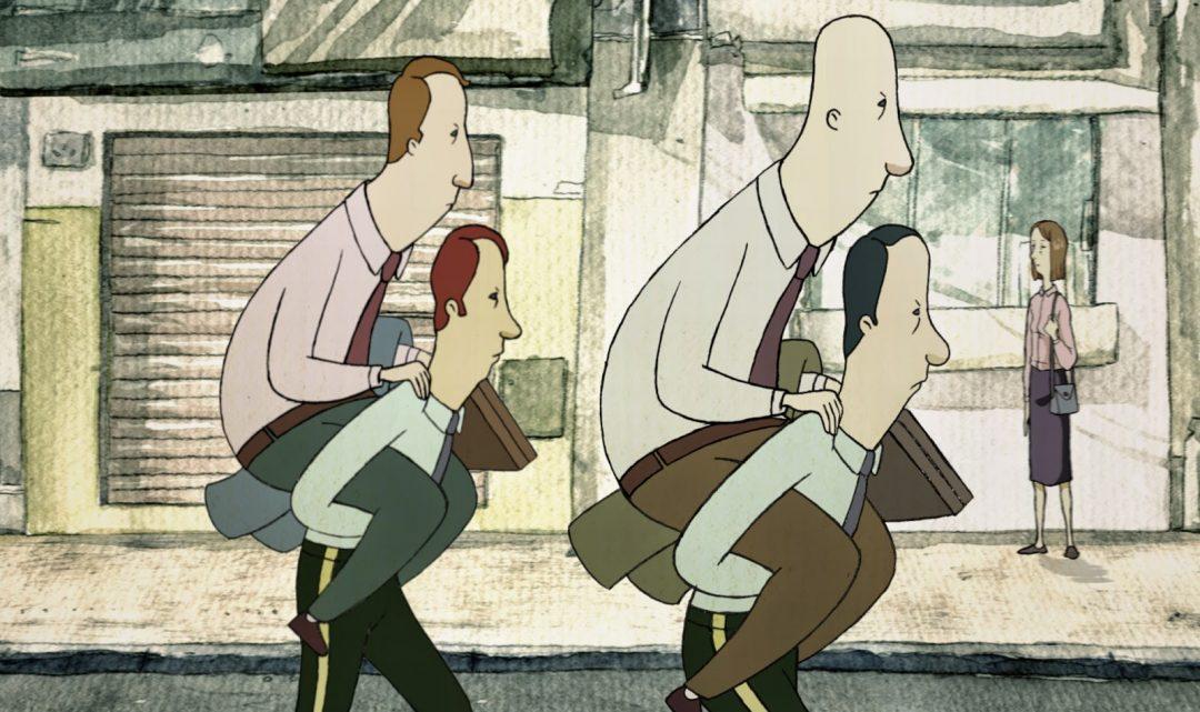 El Empleo, cortometraje animado