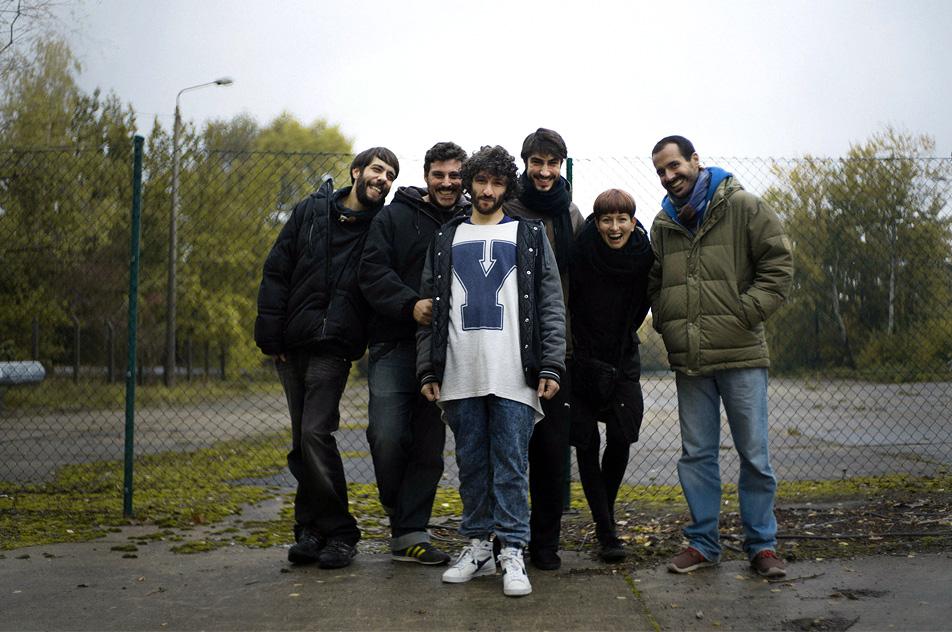 Slow Life por primera vez al completo en Madrid para Sigh Club