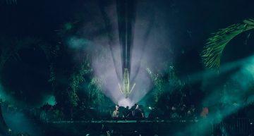 Zamna congrega a más de 25.000 amantes de la música electrónica en Tulum