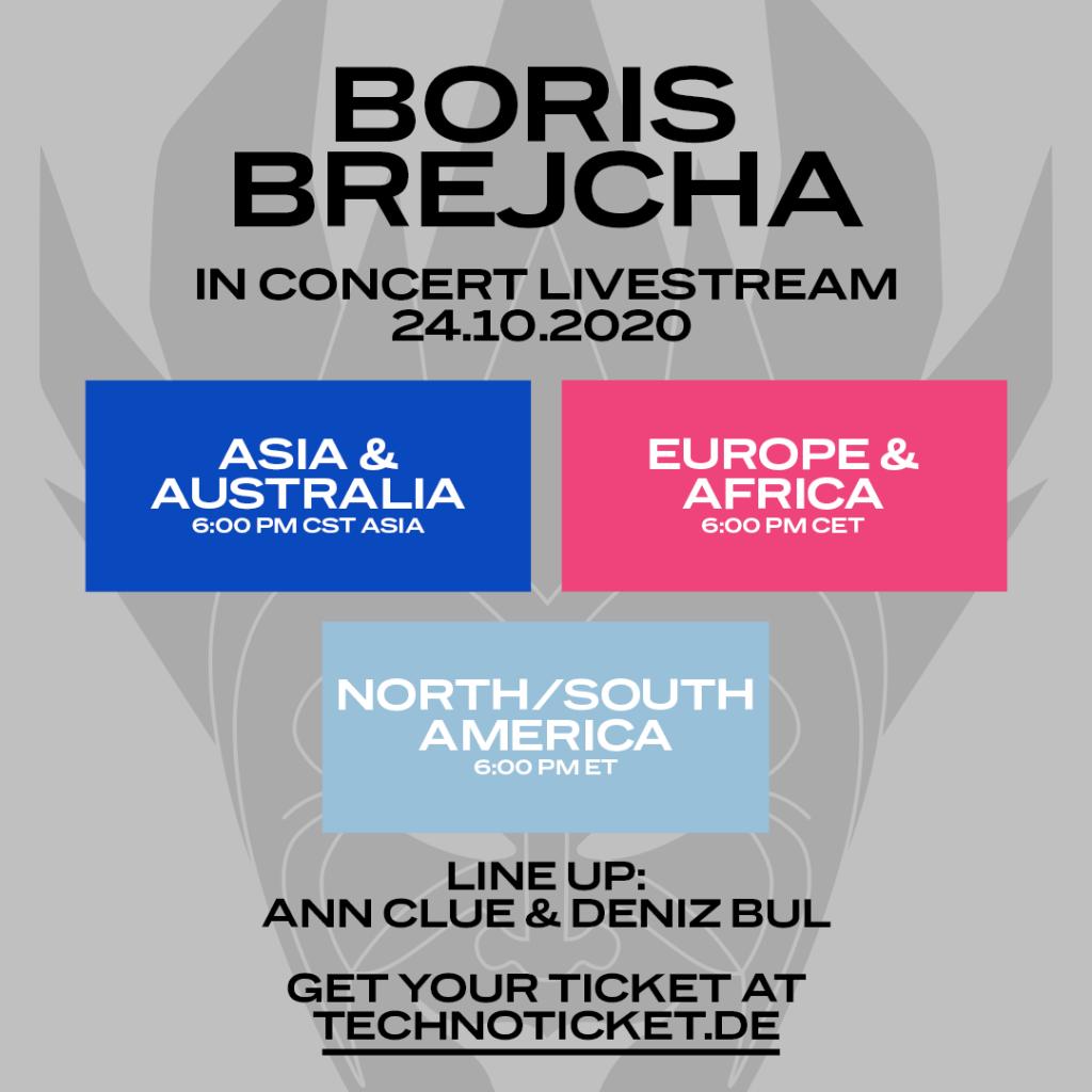 Boris Brejcha in Concert Livestream